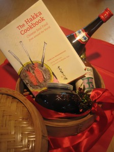 gift with book and steamer