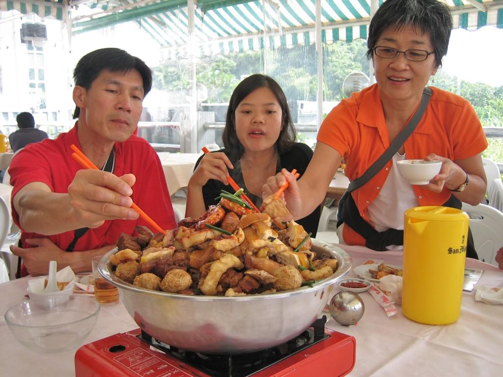 Basin Feast (Puhn Choi)