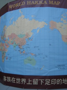 world hakka map