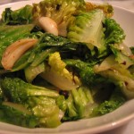 Stir-fried Chinese Lettuce